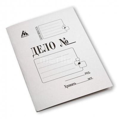 Обложка Дело картон 0, 4мм 260г/м2 белый