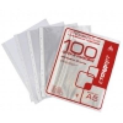 Файл А5 30мкм глянцевый Премиум (упаковка 100шт) (цена за упаковку)