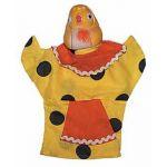 Кукла перчатка Курочка