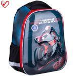 Ранец 37*29, 5*16см Expert Pro Moto passion, 2 отделения, 2 кармана, эргономичная спинка