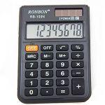 Калькулятор 8-разрядный 13. 8*10. 2*2. 6 в индивидуальной упаковке