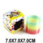 Игра-слик Ночная радуга 6, 5*6, 3 см