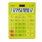 Калькулятор Casio (12 разрядов) 210*155*30мм зелёный