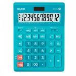Калькулятор Casio (12 разрядов) 210*155*30мм голубой