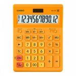 Калькулятор Casio (12 разрядов) 210*155*30мм оранжевый