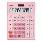 Калькулятор Casio (12 разрядов) 210*155*30мм розовый