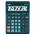 Калькулятор Casio (12 разрядов) 210*155*30мм темно-зелёный