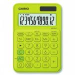 Калькулятор Casio (12 разрядов) 150*105*23мм салатовый