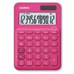 Калькулятор Casio (12 разрядов) 150*105*23мм красный