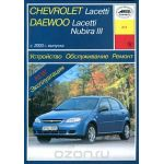 Chevrolet Lacetti/Daewoo Lacetti/Nubira III с 2003г Б(1, 4; 1, 6; 1, 8)