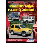 Mitsubishi Pajero Mini /Pajero Junior / 1994-1998/ c 1998г Б(0, 7 4A30; 0, 7 TURBO 4A30; 1. 1 4A31)