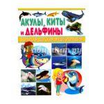 Акулы, киты, дельфины /Большая детская энциклопедия/