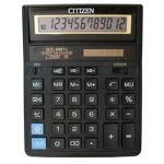 Калькулятор 12-разрядный, двойное питание, 205*159мм , 2 памяти