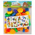 Конструктор детский пластиковый 70 деталей