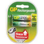 Аккумулятор GP AA HR06 2100mAh