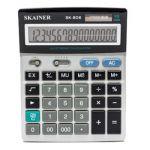 Калькулятор 16-разрядный 140*176*45мм, одноуровневая память, клавиша ввода 00 и 000, операция из