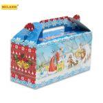 Коробка для конфет Сундучок Сани (500 гр. ) ПП-9088