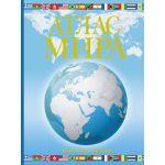 Атлас мира. Обзорно-географический (голубой)