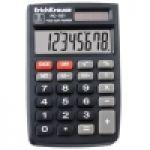 Калькулятор 8-разрядный черный РС-101