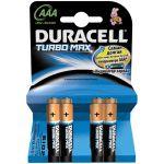 Батарейка DURACELL AAA TURBO MAX LR03 4BL (блистер 8 шт) (цена за блистер)