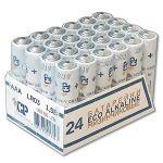 Батарейка CP LR03/ААА ECO-P24 алкалиновая (спайка 4шт) (цена за спайку)