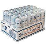 Батарейка CP LR6/АА ECO-P24 алкалиновая (спайка 4шт) (цена за спайку)
